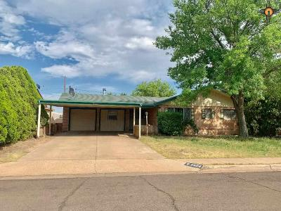 Hobbs Single Family Home For Sale: 2424 E Cattle Call Dr.
