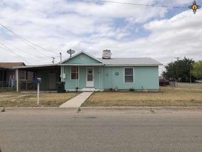 Carlsbad NM Single Family Home For Sale: $115,000