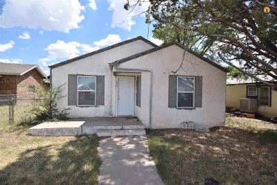 Portales Single Family Home For Sale: 805 W University Drive