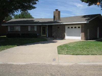 Portales Single Family Home For Sale: 128 Kansas
