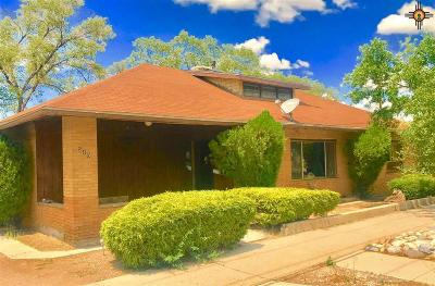 Gallup Multi Family Home For Sale: 510 S Strong