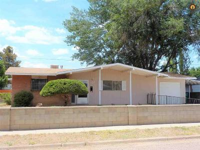 Grants Single Family Home For Sale: 733 Jefferson Ave