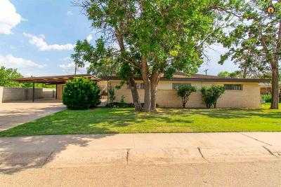 Single Family Home For Sale: 111 E Yucca