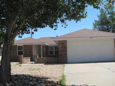 Clovis Single Family Home For Sale: 1909 Franklin Dr.