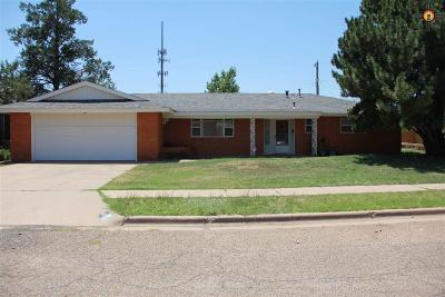 Clovis Single Family Home For Sale: 917 John Doe