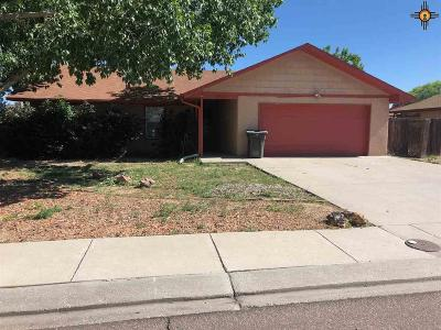 Gallup Single Family Home For Sale: 3204 Grey Hill Circle