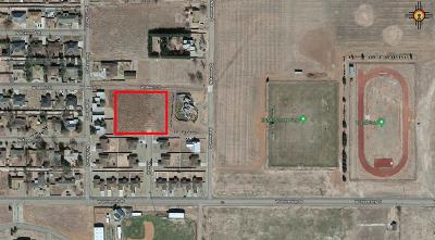 Portales Residential Lots & Land For Sale: 106 N Ave R