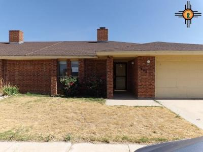 Hobbs Single Family Home For Sale: 1402 W Calle Sur