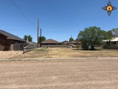 Portales Residential Lots & Land For Sale: 1133 Leo Drive