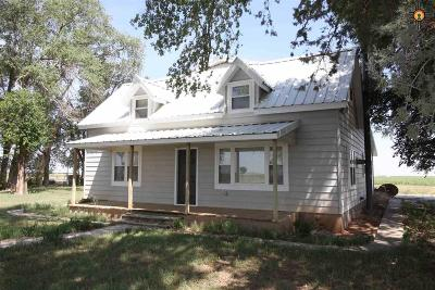 Lovington Single Family Home For Sale: 32 Baker Road