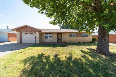 Clovis Single Family Home For Sale: 117 Westerfield