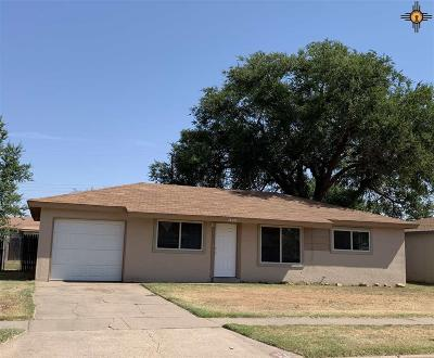 Clovis Single Family Home For Sale: 1128 Comer