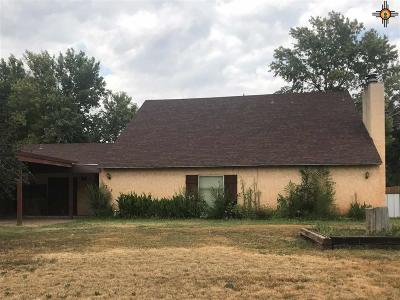 Curry County Single Family Home For Sale: 212 Diamondhead
