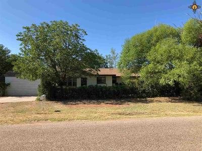 Portales Single Family Home For Sale: 1791 S Roosevelt Road 2 Ln