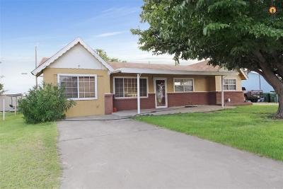 Lovington Single Family Home For Sale: 1513 W Tyler Ave.