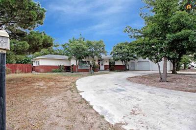 Hobbs Single Family Home For Sale: 501 E Yucca