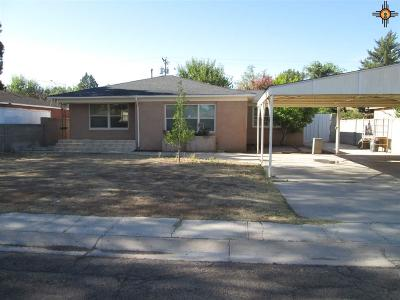 Hobbs Single Family Home For Sale: 709 E Yucca Dr.
