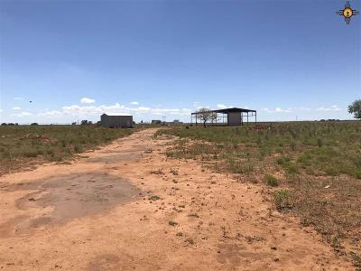 Curry County Residential Lots & Land For Sale: 1083 Curry Road 5