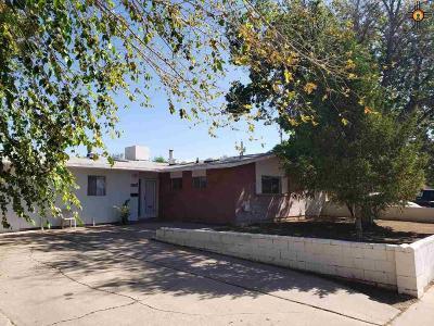 Grants Single Family Home For Sale: 828 Clovis Avenue