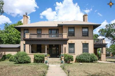 Las Vegas Single Family Home For Sale: 600 Friedman