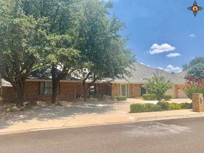 Hobbs Single Family Home For Sale: 606 E Zia Dr.