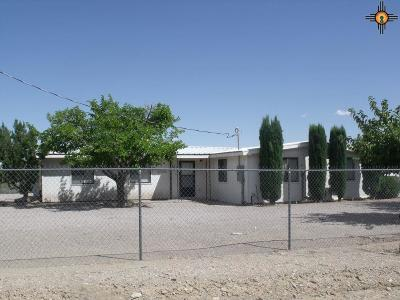 Sierra County Single Family Home For Sale: 101 Chama