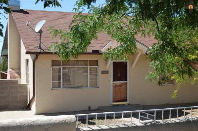 Gallup Single Family Home For Sale: 802 S Puerco