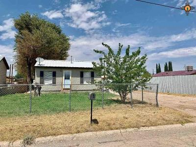 Lovington Single Family Home For Sale: 316 W Jackson Ave