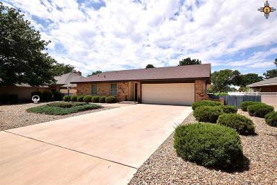 Clovis Single Family Home For Sale: 2116 Fairway Terrace