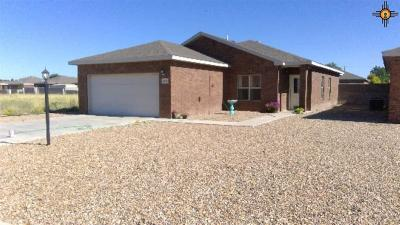 Portales NM Single Family Home For Sale: $155,000