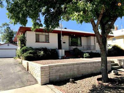 Gallup Single Family Home For Sale: 606 E Mesa