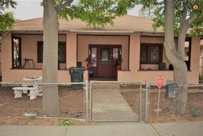 Gallup Single Family Home For Sale: 309 E Aztec