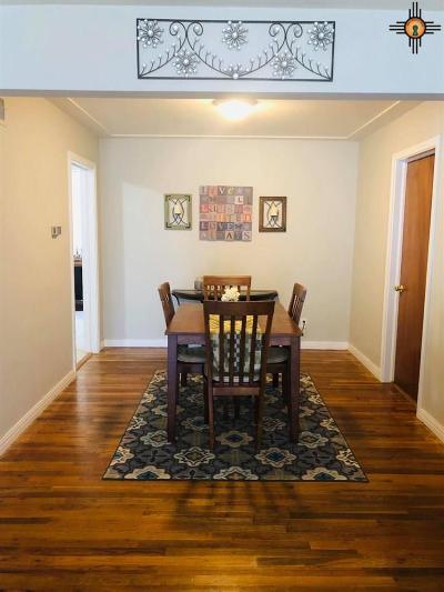 Clovis NM Single Family Home For Sale: $139,000