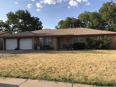 Hobbs NM Single Family Home For Sale: $210,000
