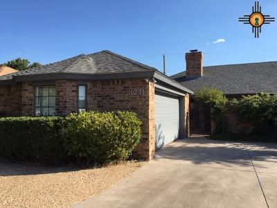 Hobbs NM Condo/Townhouse For Sale: $221,000