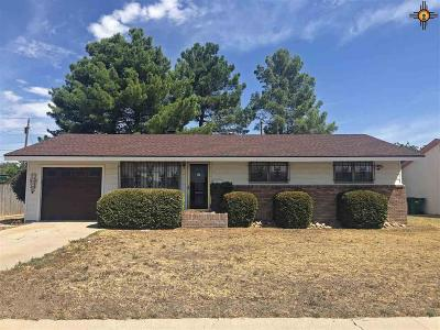 Lovington Single Family Home For Sale: 1508 W Polk