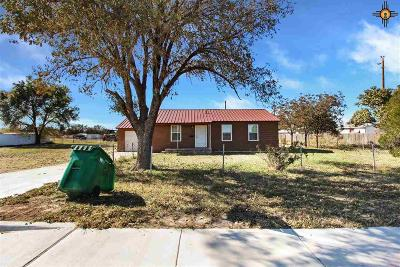 Lovington Single Family Home For Sale: 315 N 17th