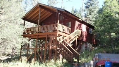 Cloudcroft Single Family Home For Sale: 2147 Us Hwy 82