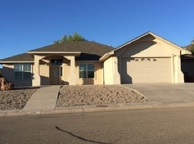 Alamogordo NM Single Family Home For Sale: $1,550