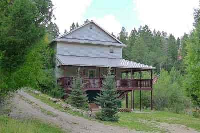 Cloudcroft Single Family Home For Sale: 905 Aspen Dr