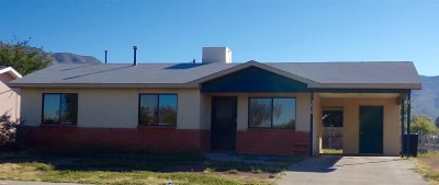 Alamogordo NM Single Family Home For Sale: $79,700
