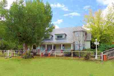 Mayhill Single Family Home For Sale: 19 Cloud Country Dr