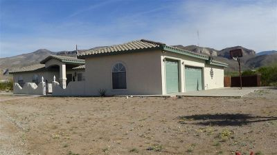 Single Family Home For Sale: 13 Ocotillo Ln