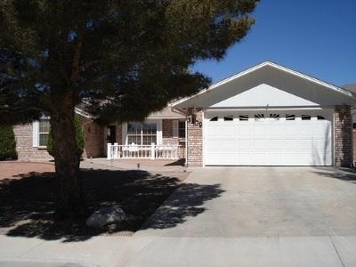 Alamogordo Single Family Home For Sale: 3209 Sunrise Av