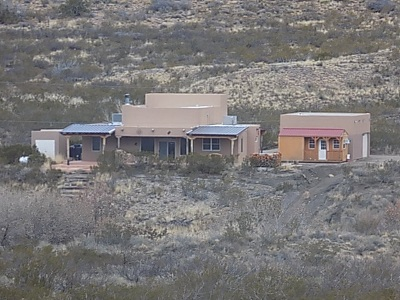 Bent Single Family Home For Sale: 22 Comanchero Trl