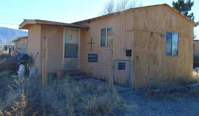 Alamogordo NM Single Family Home For Sale: $27,700