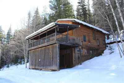 Cloudcroft Single Family Home For Sale: 62 Valley Rd