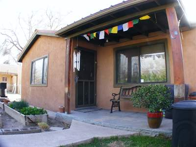 Tularosa Single Family Home For Sale: 909 5th St