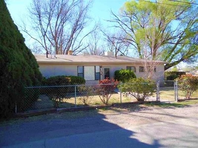 Tularosa Single Family Home For Sale: 707 Bosque St
