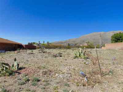 Alamogordo NM Residential Lots & Land For Sale: $24,700